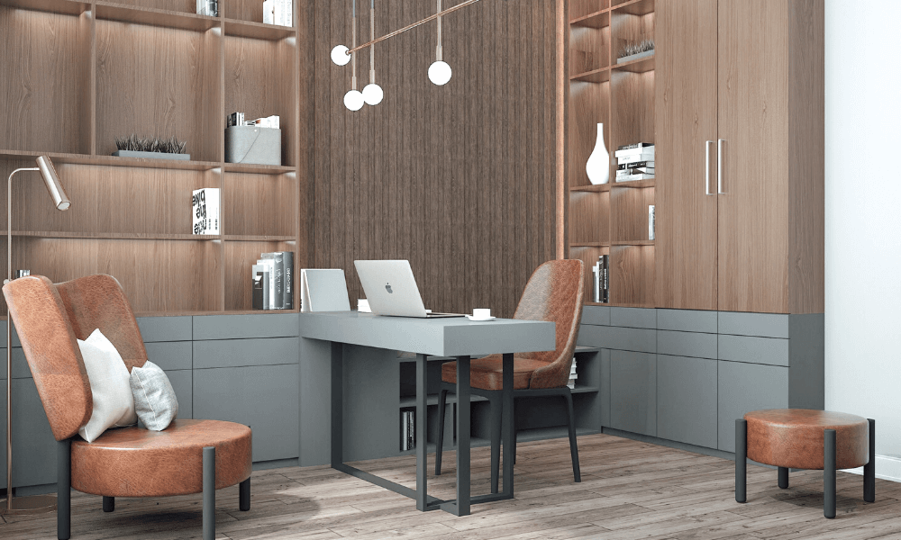 Featured Home Office Interiors Page - Sabiina Design Atelier