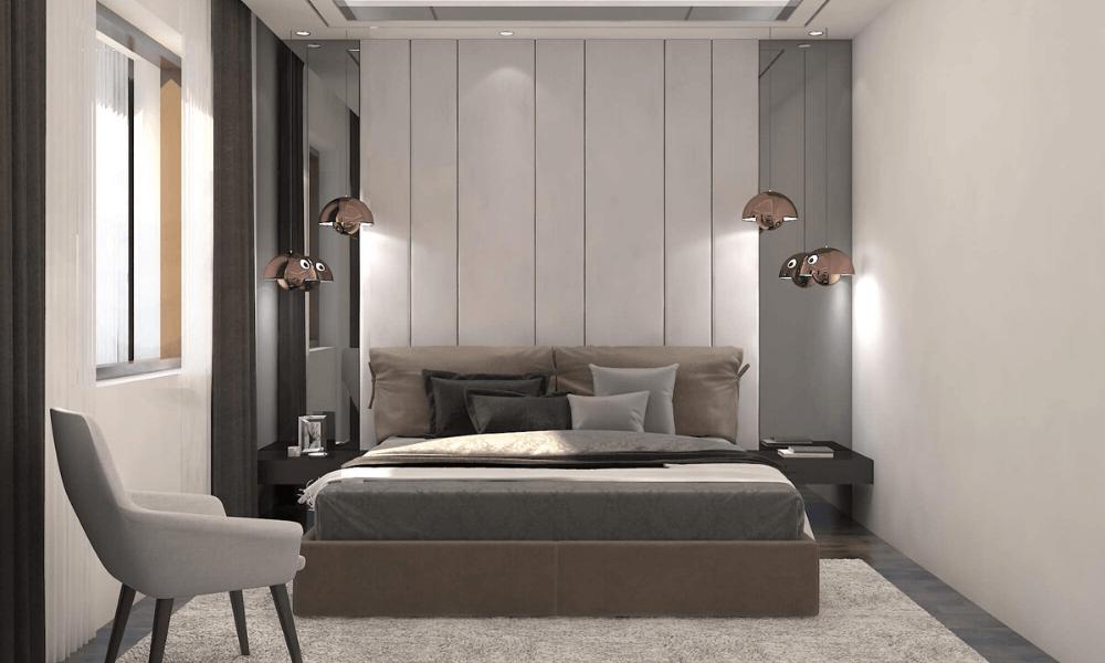 bedroom project 7 - Sabiina Design Atelier