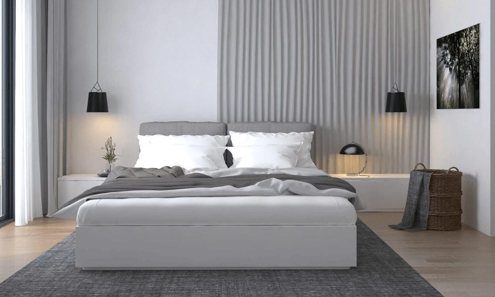 master bedroom project 3 - Sabiina Design Atelier