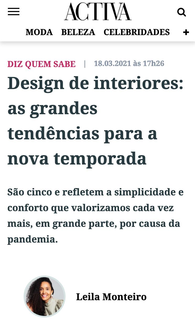 activa - Sabiina Design Atelier